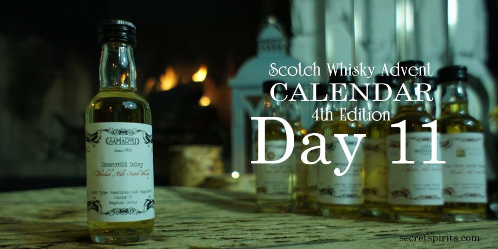 Scotch Whisky Advent Calendar